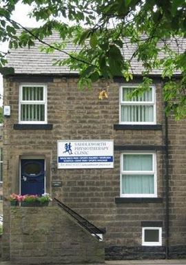 Saddleworth Physiotherapy Clinic building